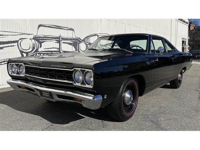 1968 Plymouth Road Runner (CC-1439863) for sale in Fairfield, California
