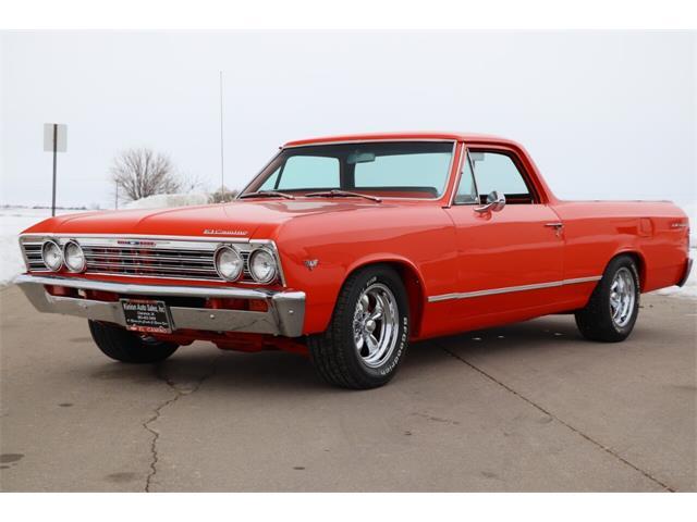 1967 Chevrolet El Camino (CC-1439870) for sale in Clarence, Iowa