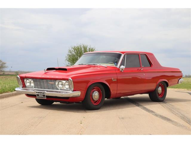 1963 Plymouth Savoy (CC-1439873) for sale in Clarence, Iowa