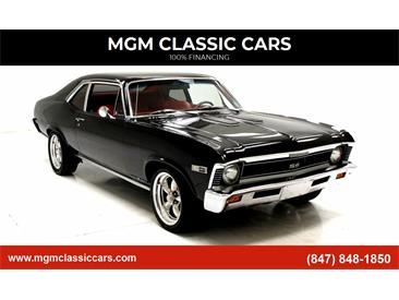 1968 Chevrolet Nova (CC-1439874) for sale in Addison, Illinois