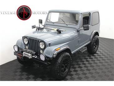 1985 Jeep CJ7 (CC-1439878) for sale in Statesville, North Carolina