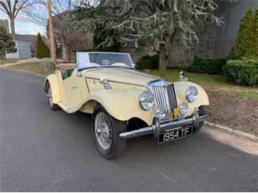 1954 MG TF (CC-1439894) for sale in Astoria, New York
