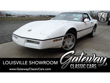 1989 Chevrolet Corvette (CC-1439895) for sale in O'Fallon, Illinois