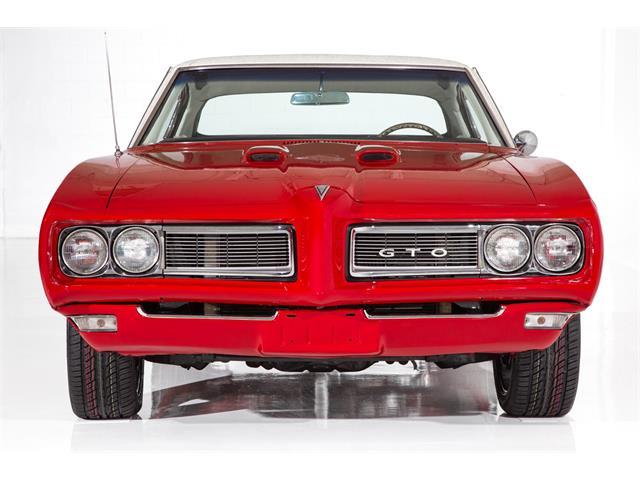1968 Pontiac GTO (CC-1439901) for sale in Des Moines, Iowa
