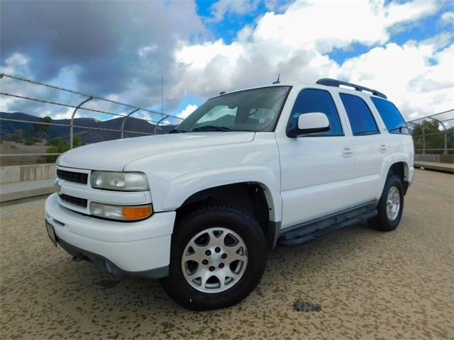 2005 Chevrolet Tahoe (CC-1439907) for sale in Santa Barbara, California