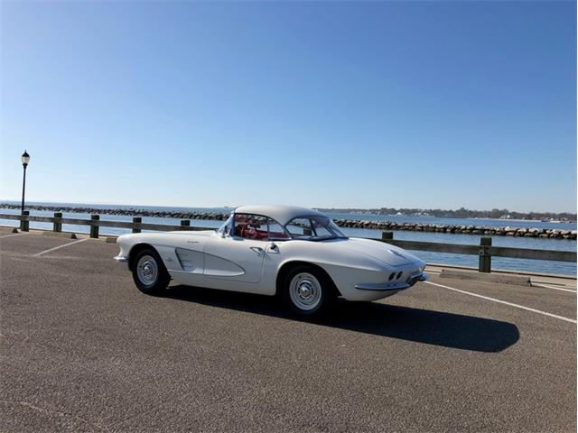1961 Chevrolet Corvette (CC-1439911) for sale in Wallingford, Connecticut