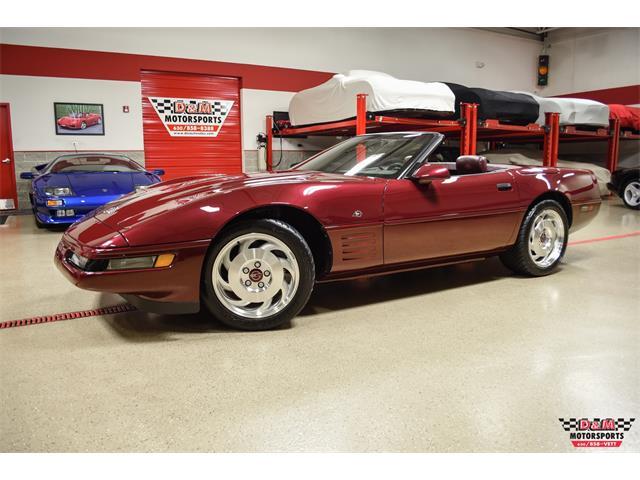1993 Chevrolet Corvette (CC-1439917) for sale in Glen Ellyn, Illinois