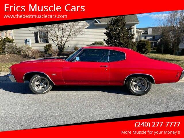 1971 Chevrolet Chevelle (CC-1439919) for sale in Clarksburg, Maryland