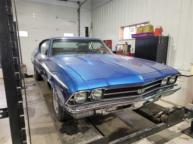 1969 Chevrolet Chevelle (CC-1439925) for sale in Spirit Lake, Iowa