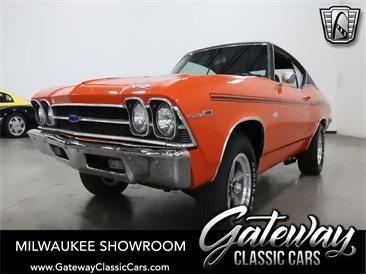 1969 Chevrolet Chevelle (CC-1439934) for sale in O'Fallon, Illinois