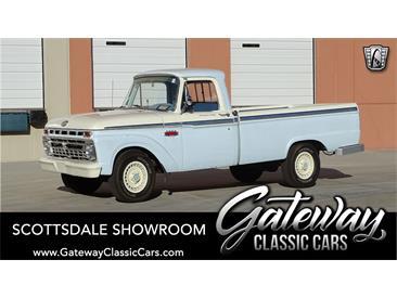 1966 Ford F100 (CC-1439939) for sale in O'Fallon, Illinois