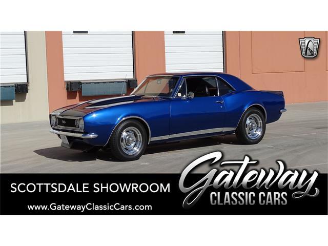 1967 Chevrolet Camaro (CC-1439941) for sale in O'Fallon, Illinois