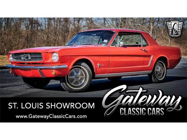 1965 Ford Mustang (CC-1439942) for sale in O'Fallon, Illinois