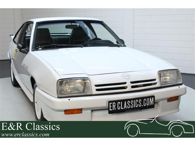 1988 Opel Manta (CC-1439947) for sale in Waalwijk, [nl] Pays-Bas