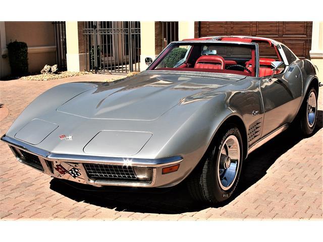 1970 Chevrolet Corvette (CC-1439952) for sale in Palm Beach Gardens, Florida