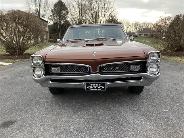 1967 Pontiac GTO (CC-1439958) for sale in BOYERTOWN, Pennsylvania