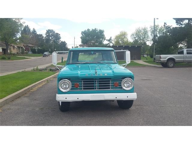 1966 Dodge D200 (CC-1439964) for sale in Engelwood, Colorado