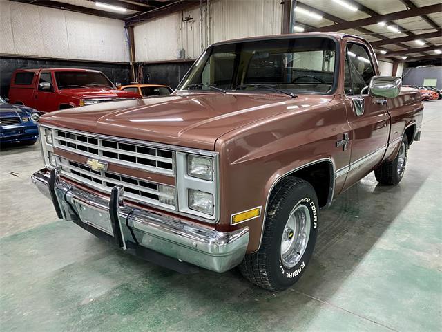 1987 Chevrolet Silverado (CC-1439973) for sale in Sherman , Texas