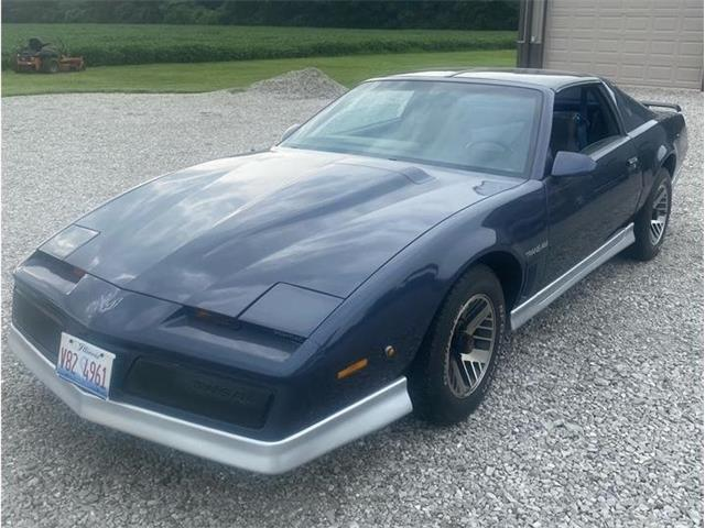 1984 Pontiac Firebird Trans Am (CC-1439976) for sale in Carlyle, Illinois