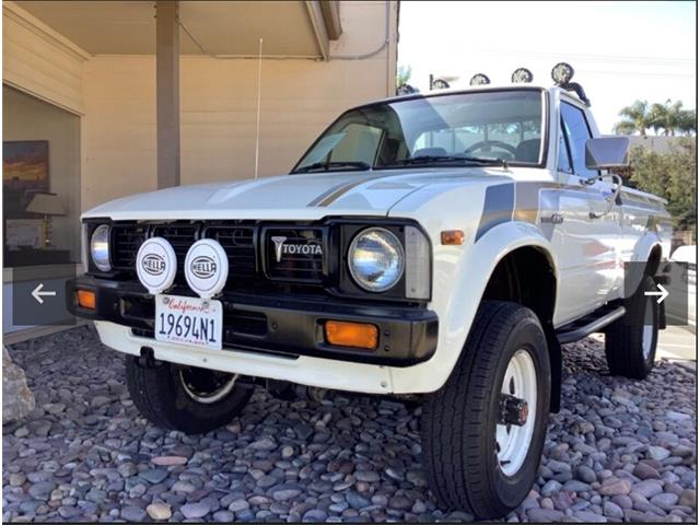 1981 Toyota SR5 (CC-1439981) for sale in Palm Springs, California