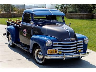 1950 Chevrolet 3100 (CC-1439982) for sale in Palm Springs, California