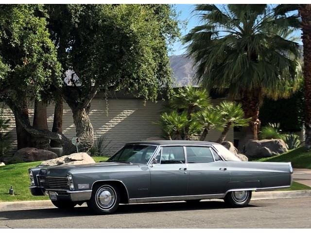 1967 Cadillac Fleetwood Brougham (CC-1439983) for sale in Palm Springs, California