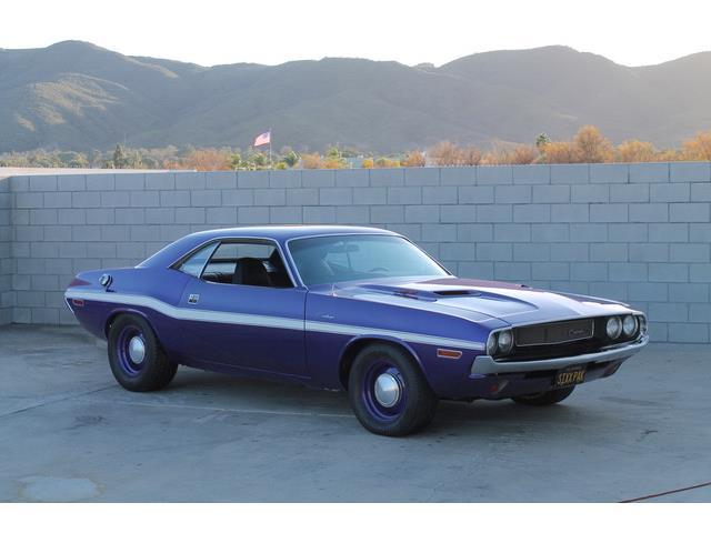 1970 Dodge Challenger R/T (CC-1439984) for sale in Palm Springs, California