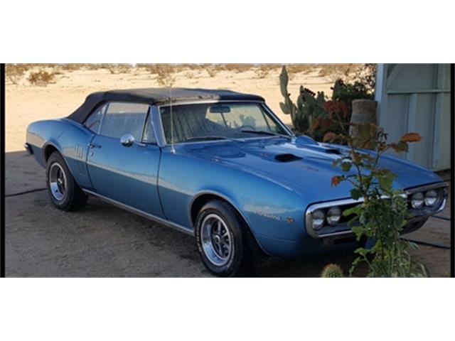 1967 Pontiac Firebird (CC-1439988) for sale in Palm Springs, California