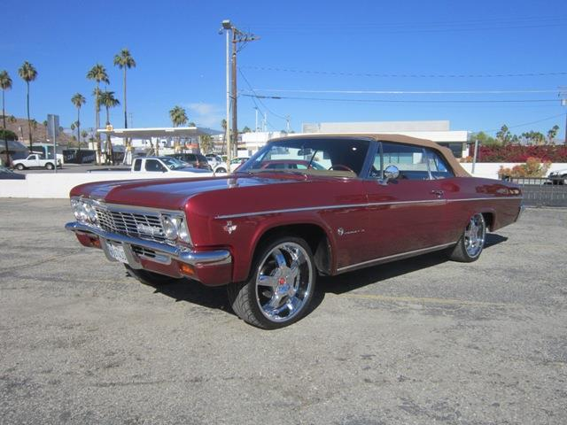 1966 Chevrolet Impala (CC-1439989) for sale in Palm Springs, California