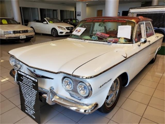 1960 Chevrolet Corvair (CC-1439991) for sale in Palm Springs, California
