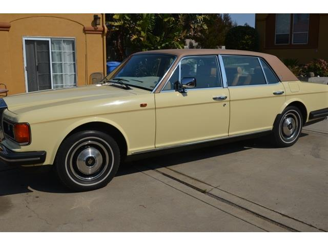 1983 Rolls-Royce Silver Spur (CC-1439993) for sale in Palm Springs, California