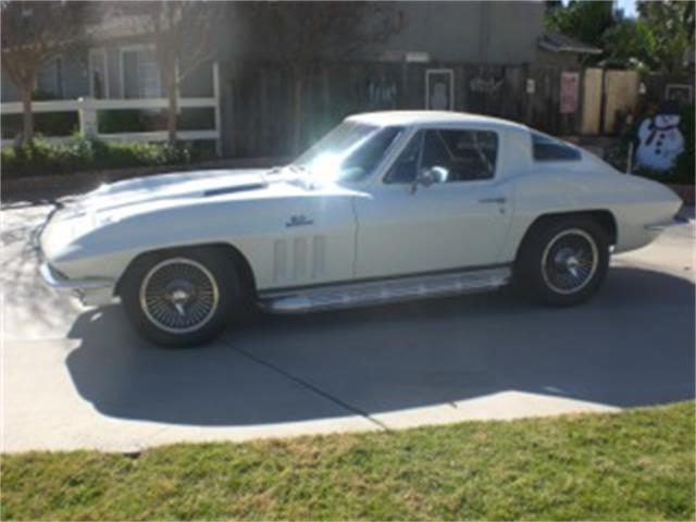 1966 Chevrolet Corvette (CC-1439997) for sale in Palm Springs, California