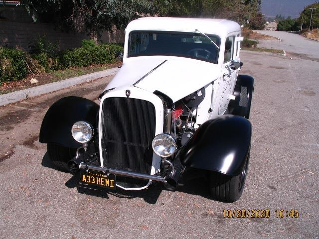 1933 Plymouth Rat Rod (CC-1440000) for sale in Palm Springs, California