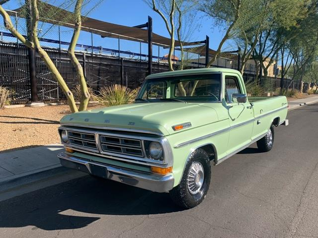 1972 Ford F100 (CC-1440010) for sale in Palm Springs, California