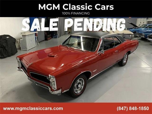 1966 Pontiac GTO (CC-1441003) for sale in Addison, Illinois