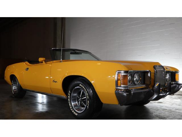 1972 Mercury Cougar (CC-1441007) for sale in Jackson, Mississippi
