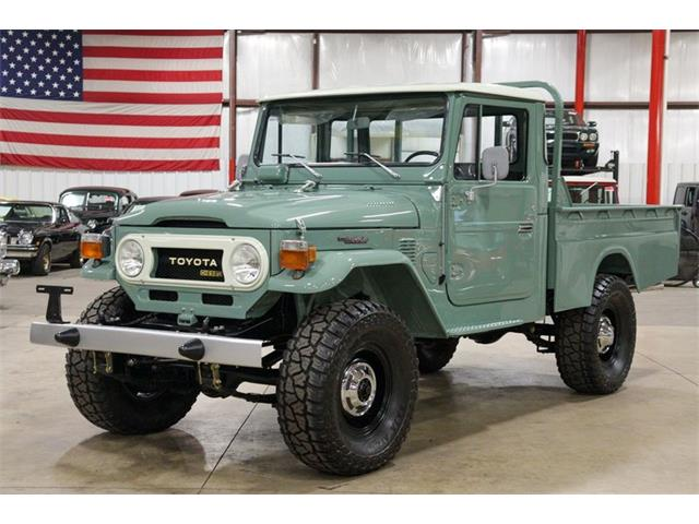 1978 Toyota Land Cruiser FJ (CC-1440101) for sale in Kentwood, Michigan