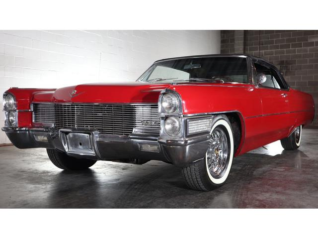 1965 Cadillac Coupe DeVille (CC-1441011) for sale in Jackson, Mississippi