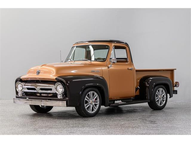 1954 Ford F100 (CC-1441014) for sale in Concord, North Carolina