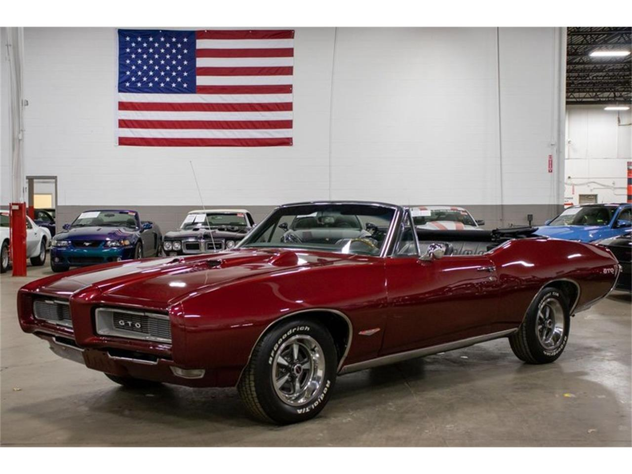 1968 Pontiac GTO (CC-1440103) for sale in Kentwood, Michigan