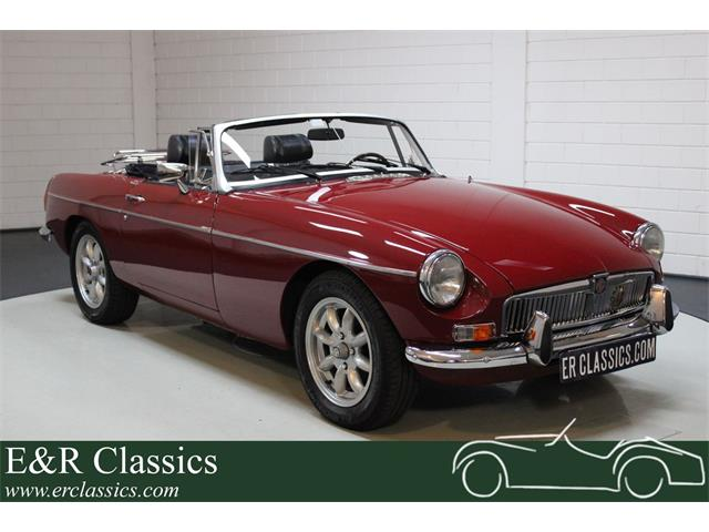 1976 MG MGB (CC-1441030) for sale in Waalwijk, [nl] Pays-Bas