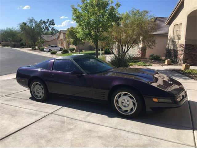 1992 Chevrolet Corvette (CC-1441036) for sale in Cadillac, Michigan