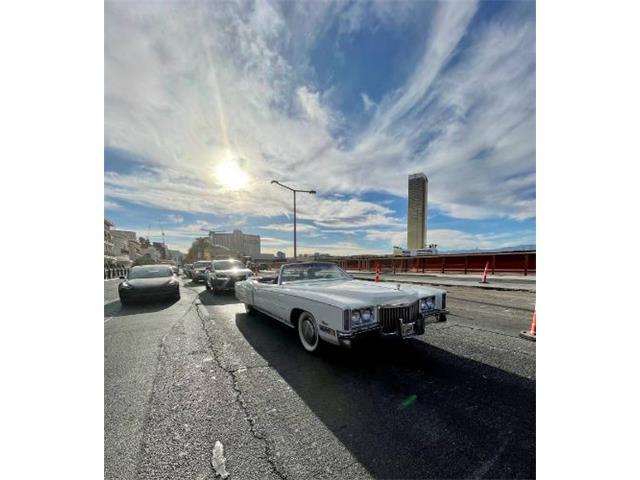 1972 Cadillac Eldorado (CC-1441038) for sale in Cadillac, Michigan