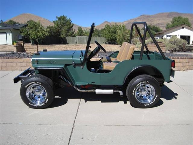 1963 Willys Jeep (CC-1441039) for sale in Cadillac, Michigan