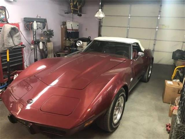 1975 Chevrolet Corvette (CC-1441040) for sale in Cadillac, Michigan