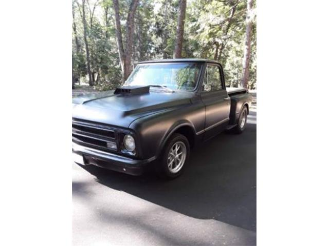 1968 GMC C/K 10 (CC-1441046) for sale in Cadillac, Michigan