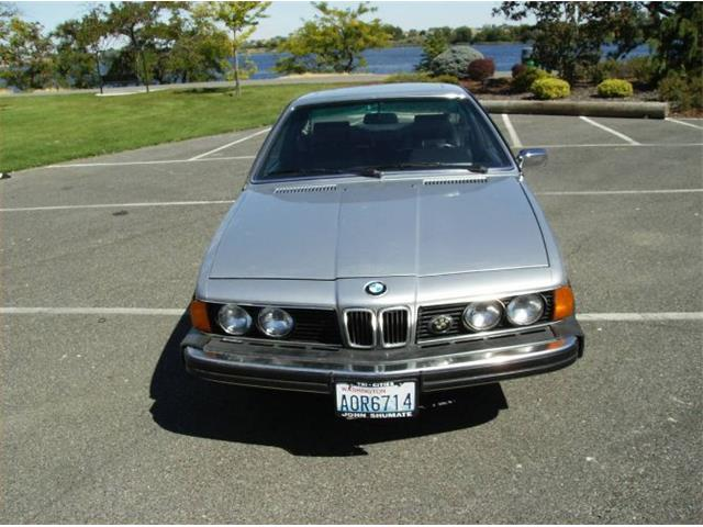 1979 BMW 633csi (CC-1441050) for sale in Cadillac, Michigan