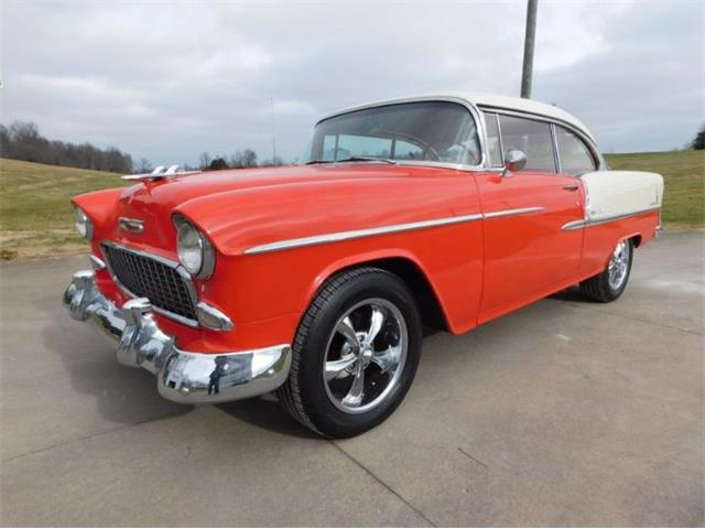 1955 Chevrolet Bel Air (CC-1441058) for sale in Cadillac, Michigan