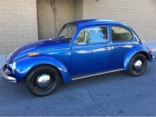 1971 Volkswagen Beetle (CC-1441059) for sale in Cadillac, Michigan