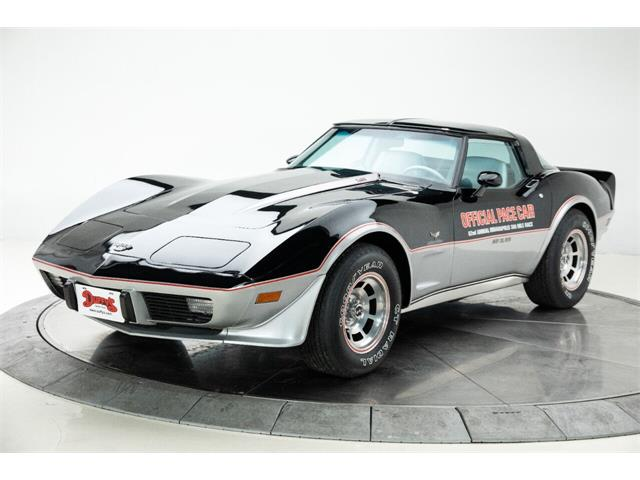 1978 Chevrolet Corvette (CC-1441065) for sale in Cedar Rapids, Iowa